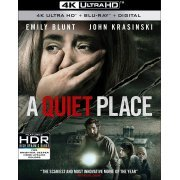 A Quiet Place [4K Ultra HD Blu-ray] (US)