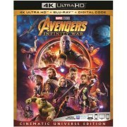 Avengers: Infinity War [4K Ultra HD Blu-ray] (US)