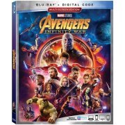Avengers: Infinity War [Blu-ray+Digital HD] (US)