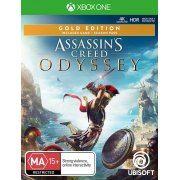 Assassin's Creed Odyssey [Gold Edition] (Australia)