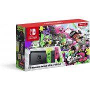 Nintendo Switch Splatoon 2 Set with 3-month Online Personal Plan (Neon Green / Neon Pink) (Japan)