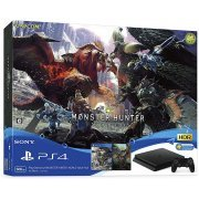 PlayStation 4 Monster Hunter: World Value Pack (Jet Black) (Japan)