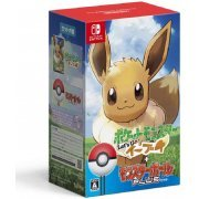 Pocket Monsters Let's Go! Eevee + Monster Ball Plus Pack (Japan)
