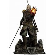 The Witcher 3 Wild Hunt 1/4 Scale Statue: PMW3-07 Geralt of Rivia  Skellige Undvik Armor (Japan)