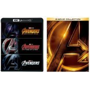 Avengers: Infinity War 4K UHD Movie Collection [Limited Edition] (Japan)