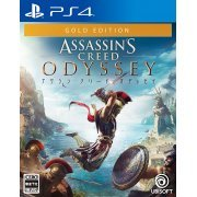 Assassin's Creed Odyssey [Gold Edition] (Japan)