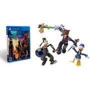 Kingdom Hearts III + Kingdom Hearts III Bringarts (Sora / Donald Duck / Goofy Toy Story Ver.) [e-STORE Limited Edition] (Japan)