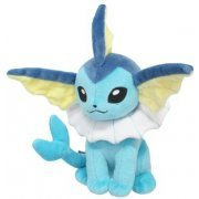 Pocket Monsters All Star Collection Plush PP110: Vaporeon (S) (Japan)