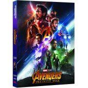 Avengers: Infinity War (4K UHD+Blu-ray 2D) (2-Disc) (Hong Kong)