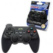 KMD Shockwave Wireless Controller for PlayStation 2 (Black) (US)