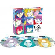 FLCL Alternative/Progressive Complete CD-Box (Japan)