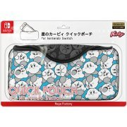 Kirby Star Quick Pouch for Nintendo Switch (Blue) (Japan)