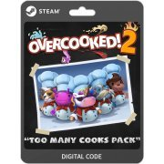 Overcooked! 2 - Too Many Cooks [DLC]  steam digital (Europe)