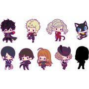 Persona 5 the Animation Rubber Strap Collection (Set of 10 pieces) (Japan)