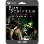 Post Scriptum [Supporter Edition]  steam (Region Free)