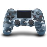 DualShock 4 Wireless Controller (Blue Camouflage) [Limited Edition] (Japan)