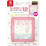 Rilakkuma Card Case 12 for Nintendo Switch (Korilakkuma) (Japan)