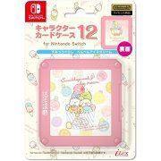 Sumikko Gurashi Card Case 12 for Nintendo Switch (Pen Pen Icecream) (Japan)