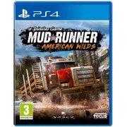 Spintires MudRunner [American Wilds Edition] (Europe)