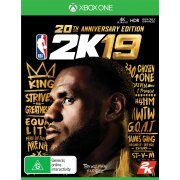 NBA 2K19 [20th Anniversary Edition] (Australia)