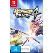 Warriors Orochi 4 (Australia)