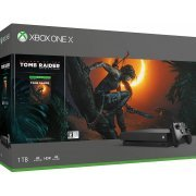 Xbox One X 1TB (Shadow of the Tomb Raider Bundle) (Japan)