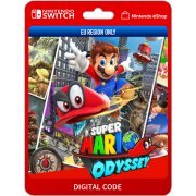 Super Mario Odyssey  Nintendo®️ Switch Digital digital (Europe)