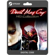 Devil May Cry HD Collection  steam digital (Europe)