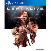 Left Alive (English Subs) (Asia)
