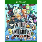 World of Final Fantasy Maxima (US)