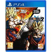 Dragon Ball: Xenoverse / Dragon Ball: Xenoverse 2 (Europe)