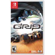 GRIP: Combat Racing (English & Chinese) (Asia)