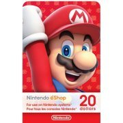Nintendo eShop Card 20 CAD | CANADA Account (Canada)