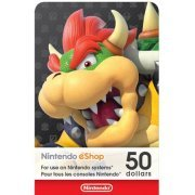Nintendo eShop Card 50 CAD | CANADA Account (Canada)
