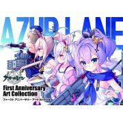 Azur Lane First Anniversary Art Collection Book (Japan)