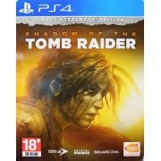 Shadow of the Tomb Raider [Croft Steelbook Edition] (Chinese Subs) (Asia)