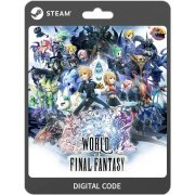 World of Final Fantasy  steam digital (Region Free)