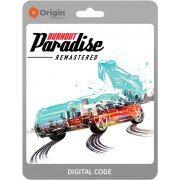 Burnout Paradise Remastered  origin (Region Free)