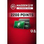 Madden NFL 19 - Ultimate Team 2200 Points  origin (Region Free)