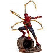 ARTFX+ Avengers Infinity War 1/10 Scale Pre-Painted Figure: Iron Spider -Infinity War- (Japan)