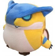 Monster Hunter MochiKawa Plush: Tigrex (Japan)