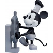 Nendoroid No. 1010a Steamboat Willie: Mickey Mouse 1928 Ver. (Black & White) (Japan)