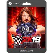 WWE 2K19  steam (Europe)