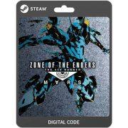 Zone of the Enders: The 2nd Runner Mars  steam digital (Europe)
