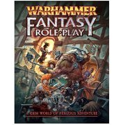 Warhammer Fantasy Roleplay 4th Edition Rulebook (Hardcover) (US)