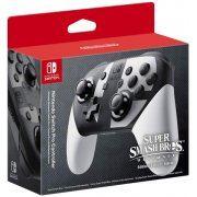 Nintendo Switch Pro Controller [Super Smash Bros. Ultimate Edition] (Europe)