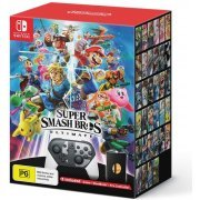 Super Smash Bros. Ultimate Special Bundle [Limited Edition] (Australia)