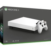 Xbox One X 1TB (White Special Edition) (Japan)