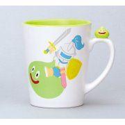 Dragon Quest Smile Slime Mug: Slime Knight (Japan)