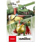 amiibo Super Smash Bros. Series Figure (King K. Rool) (Japan)